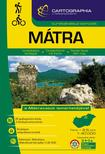 """Cartographia Kiadó - MÁTRA TURISTAKALAUZ 1:40000 """"SC"""""""