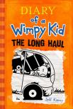 Jeff Kinney - DIARY OF A WIMPY KID:THE LONG HAUL /9/