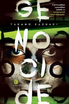 Takano, Kazuaki - Genocide [eKönyv: epub, mobi]