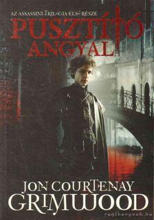 Jon Courtenay Grimwood - Pusztító angyal [antikvár]