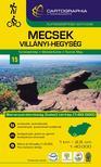 Cartographia - MECSEK TURISTATÉRKÉP 15. 1:40000 -