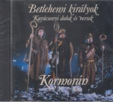 - BETLEHEMI KIRÁLYOK CD KORMORÁN