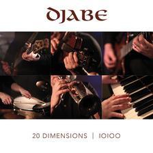 Barabás Tamás/Égerházi Attila - Djabe: 20 Dimensions CD