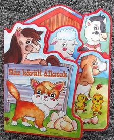 PRO JUNIOR KÖNYVKIADÓ - Ház körüli állatok