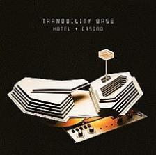 - TRANQUILITY BASE CD ARCTIC MONKEYS