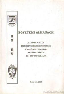 Dr. Szilágyi Tivadar - Egyetemi Almanach [antikvár]