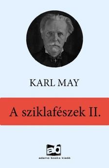 Karl May - A sziklafészek  II. [eKönyv: epub, mobi]