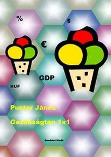 Puster János - Gazdaságtan 1x1