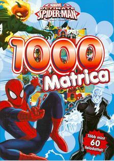 - Ultimate Spider-Man - 1000 matrica