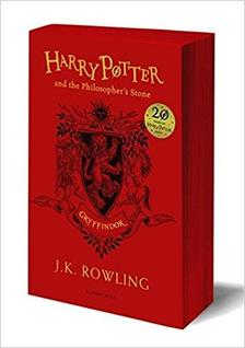 J. K. Rowling - Harry Potter and the Philosopher's Stone-Gryffindor