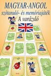 Enczi-Vass - Magyar-angol szótanuló- és memóriajáték - a varázsló<!--span style='font-size:10px;'>(G)</span-->