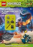 LEGO - LEGO 6. - Nindzsák a Hipnobraik ellen - Ninjago - minifigurás