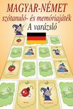 Enczi-Vass - Magyar-német szótanuló- és memóriajáték - a varázsló<!--span style='font-size:10px;'>(G)</span-->