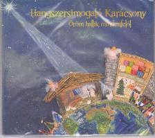 - HANGSZERSIMOGATÓ KARÁCSONY CD - ÖRÖM HALLIK MINDENFELŐL -