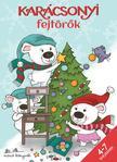 Korsós Szabina - Karácsonyi fejtörők 4-7 éveseknek<!--span style='font-size:10px;'>(G)</span-->