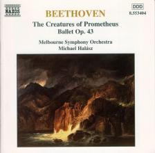 BEETHOVEN - THE CREATURES OF PROMETHEUS BALLET Op.43 CD