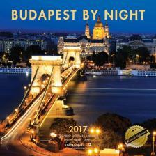 - BUDAPEST BY NIGHT 2017 - FALINAPTÁR 30X30 CM