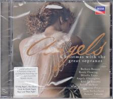 - ANGELS - CHRISTMAS WITH THE GREAT SOPRANOS CD