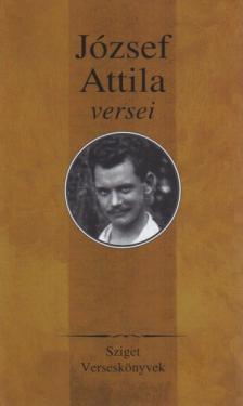 - József Attila versei - Sziget Verseskönyvek