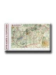 Nyír-Karta - Topográf - MAGYARORSZÁG IDEGENFORGALMI NEVEZETESSÉGEI - LÉCES FALITÉRKÉ
