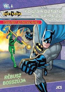 - Batman - Rébusz bosszúja