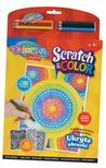 Colorino - Colorino Creative SCRATCH&COLOR aktív kifestőkönyv 6db színesceruzával