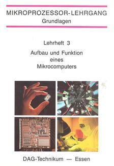Aufbau und Funktion eines Mikrocomputers [antikvár]