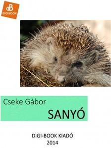 Cseke Gábor - Sanyó [eKönyv: epub, mobi]