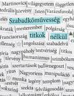 Többen - SZABADKŐMŰVESSÉG TITKOK NÉLKÜL - ÜKH 2018<!--span style='font-size:10px;'>(G)</span-->