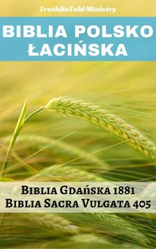 Joern Andre Halseth, The Clementine Text Project, TruthBeTold Ministry - Biblia Polsko £aciñska [eKönyv: epub, mobi]