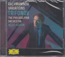 RACHMANINOV - RACHMANINOV VARIATIONS CD TRIFONOV