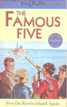 Blyton, Enid - The Famous Five - Five On Kirrin Island Again [antikvár]