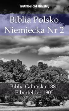 TruthBeTold Ministry, Joern Andre Halseth, John Nelson Darby - Biblia Polsko Niemiecka Nr 2 [eKönyv: epub, mobi]
