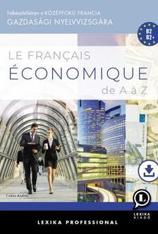Le français économique de A a Z