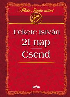 Fekete István - 21 nap, Csend