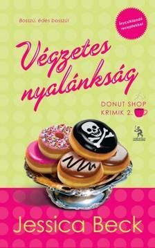 Jessica Beck - Végzetes nyalánkság - Donut Shop Krimik 2. [eKönyv: epub, mobi]