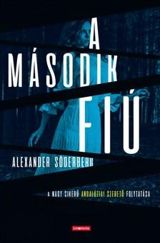 Alexander Söderberg - A második fiú [eKönyv: epub, mobi]