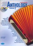 ANTHOLOGY VOLUME 3, 24 ALL TIME FAVORITES FOR ACCORDEON (A.CAPPELLARI) + CD