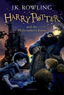 J. K. Rowling - Harry Potter and the Philosopher's Stone (Rejacket)
