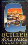 Hall, Adam - Quiller Solitaire [antikvár]