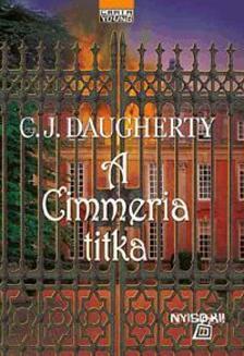 C.J.Daugherty - A Cimmeria titka