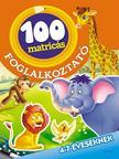 100 matricás foglalkoztató - Az állatkertben<!--span style='font-size:10px;'>(G)</span-->