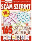 CSOSCH KIADÓ - ZsebRejtvény SZÁM SZERINT Könyv 14. ###<!--span style='font-size:10px;'>(G)</span-->