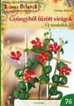 SIMON, VERENA - Gyöngyből fűzött virágok. Új modellek 2.<!--span style='font-size:10px;'>(G)</span-->