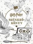 . - Harry Potter színezőkönyv