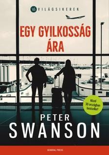 Peter Swanson - Egy gyilkosság ára [eKönyv: epub, mobi]