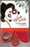 Yoyo Books - Csörgős és rágókás könyvem:Kicsi Panda