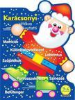 Napraforgó Könyvkiadó - Karácsonyi játékos foglalkoztató - Kék<!--span style='font-size:10px;'>(G)</span-->