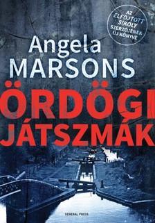 Angela Marsons - Ördögi játszmák [eKönyv: epub, mobi]