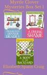 Craig Elizabeth Spann - Myrtle Clover Mysteries Box Set 1 [eKönyv: epub, mobi]